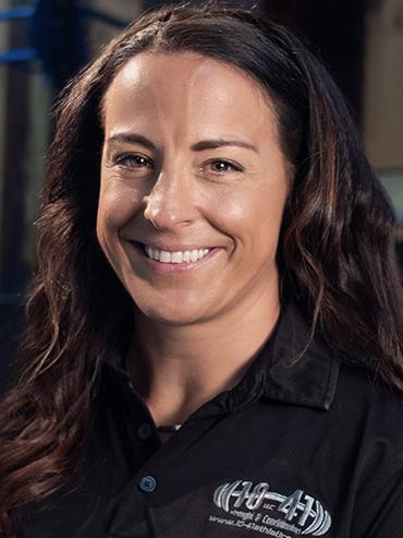 Coach Jeannine Hannah