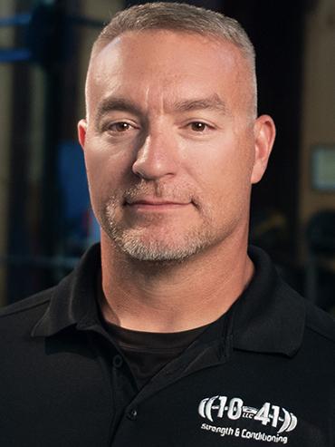 Coach Jeff Hannah